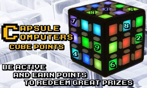 Cube Points are Live!