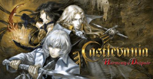 Feast on Castlevania: Harmony of Despair on the PSN