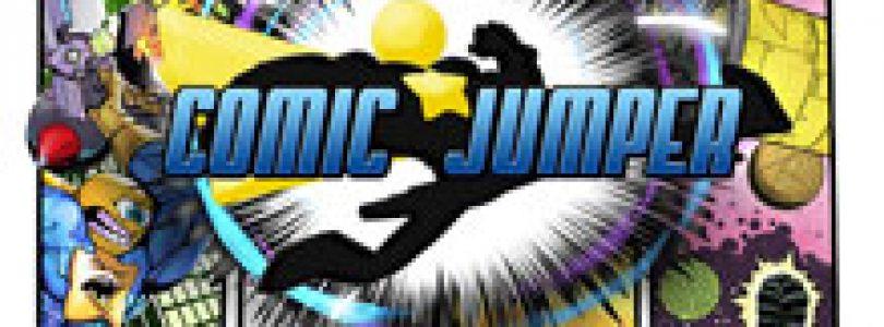 Comic Jumper – XBLA Review