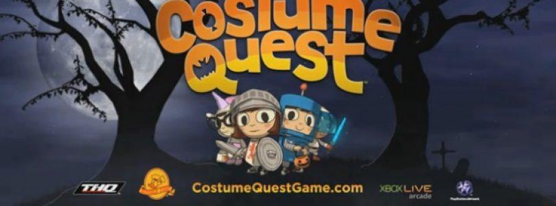 Costume Quest Launch Trailer