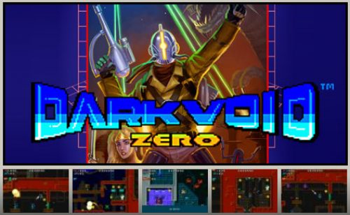 Dark Void Zero comes to iPhone and PC