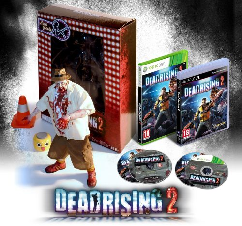 Limited Edition Dead Rising 2 Outbreak Edition