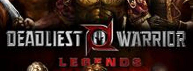 Deadliest Warrior: Legends Review