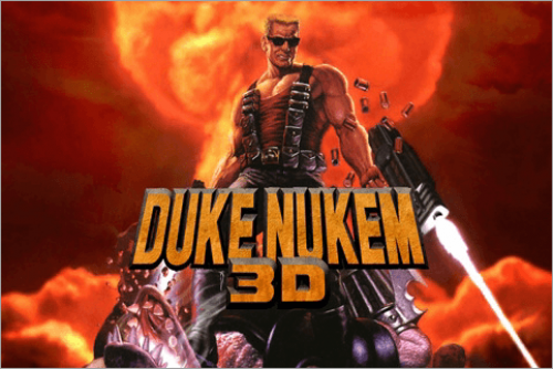Duke Nukem 3D – FREE on iPhone TODAY !!