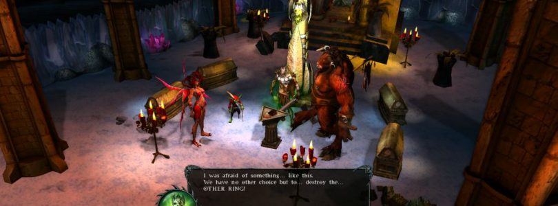 Torture Unsuspecting Heroes with Dungeons – The Dark Lord