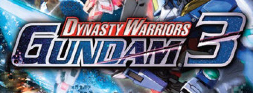 Dynasty Warriors Gundam 3 Review