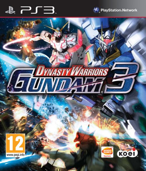 Dynasty Warriors Gundam 3 Trailer