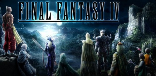 Final Fantasy IV Complete Collection available on April 19th