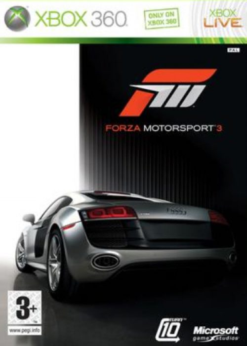 Forza 3 Ultimate Collection gives out a Free Sample