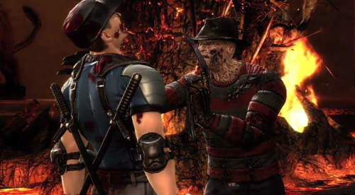 Mortal Kombat Freddy Krueger DLC Available Now!