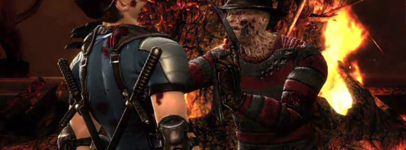 Mortal Kombat Freddy Krueger DLC Available Now!