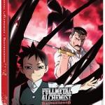 Fullmetal Alchemist Brotherhood: Part 5 Review