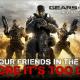 Gears Of War 3 BETA Code Give Away
