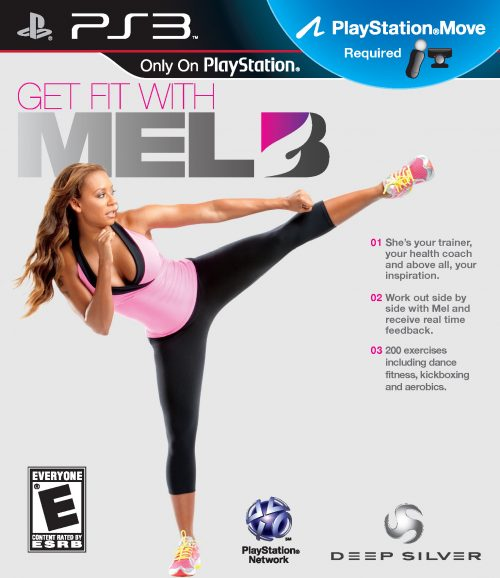 """Playstation Move Game """"Get Fit With Mel B"""" Announced"""