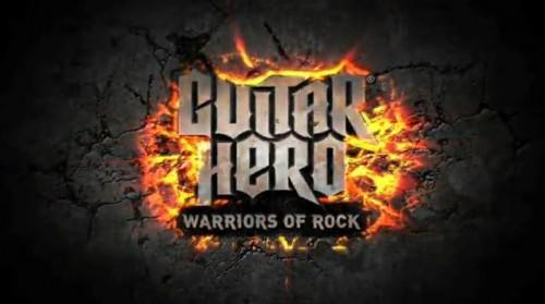 Guitar Hero: Warriors of Rock Act 1