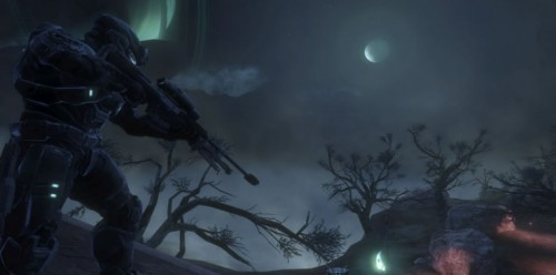 Inception Trailer + Halo Reach = Awesome