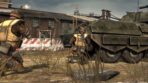 Homefront Multiplayer Hands On Preview