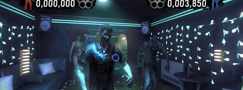 House of the Dead: Overkill – Naked Terror level screenshots