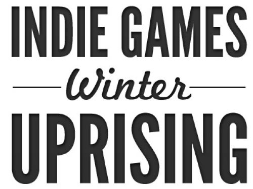 Indie Games Winter Uprising has started