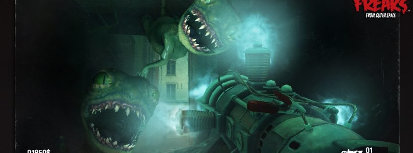 Killer Freaks from Outer Space revealed for Wii U by Ubisoft