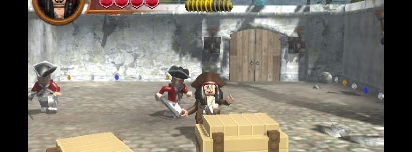 LEGO Pirates of the Caribbean coming to 3DS