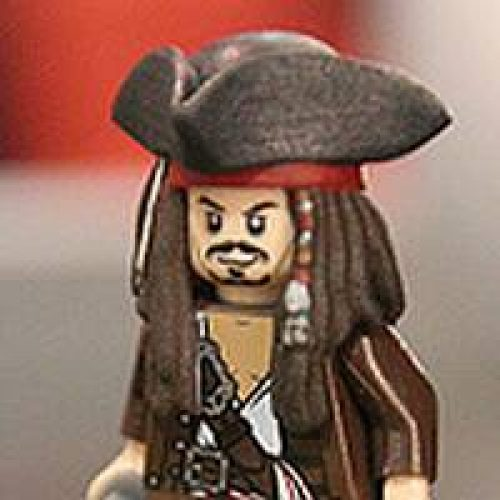 LEGO Pirates of the Caribbean Announced