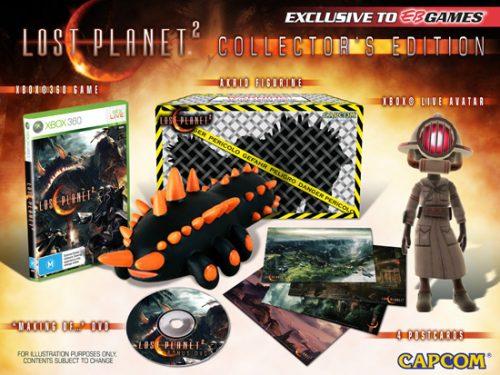 Australia's Lost Planet 2 Collectors' Edition