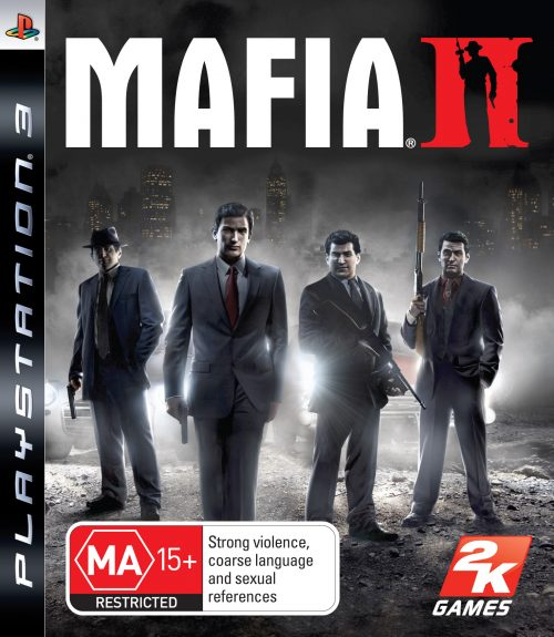 2K Games Announces August 27, 2010 Street Date for Mafia® II