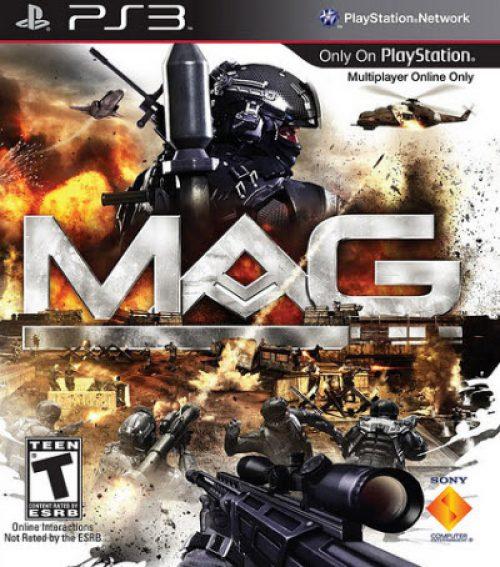 MAG Escalation DLC dropping Nov 2