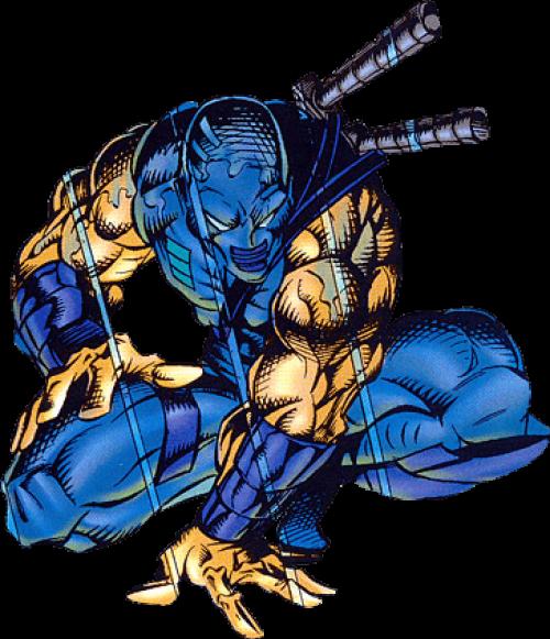 Mortal Kombat: Who is Hydro?