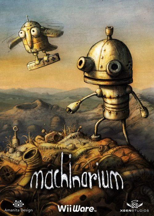 Machinarium Coming to WiiWare