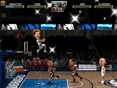 NBA Jam Available on iOS
