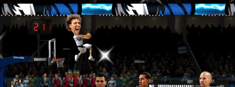 NBA Jam Available on iOS