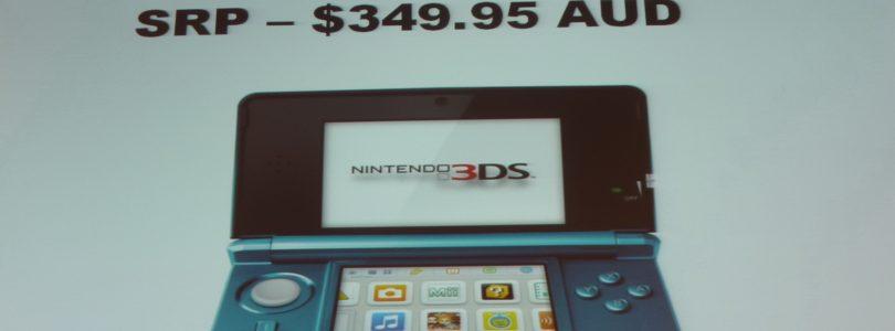Nintendo 3DS Sydney Launch Event