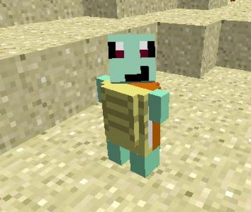 MineCraft Pokemon Mod