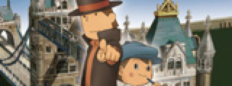 Professor Layton and the Eternal Diva – DVD Review