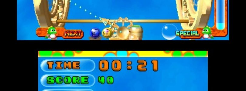 Puzzle Bobble Universe Coming to Nintendo 3DS
