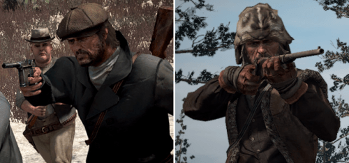 Red Dead Redemption: Hunting and Trading Outfits pack will be free