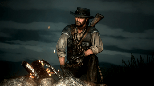 A Short Film From Red Dead Redemption