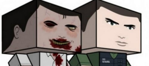 Chris Redfield and Zombie Join Growing Resident Evil Cubee Army