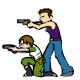 Mentos + Resident Evil =  …