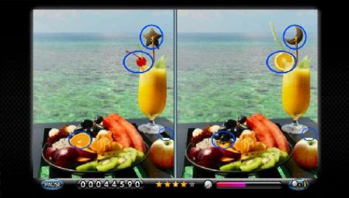 "Sanuk's ""Spot the Differences"" Headed to the WiiWare!"