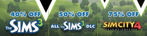 EA Week on Steam – The Sims Day