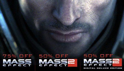 EA Week on Steam – Mass Effect Day