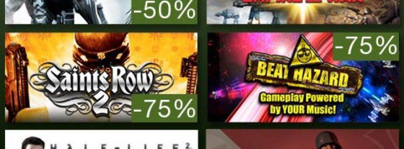 Steam Summer Deals: Today's sales