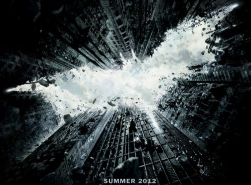 The Dark Knight Rises Offical Trailer Released!