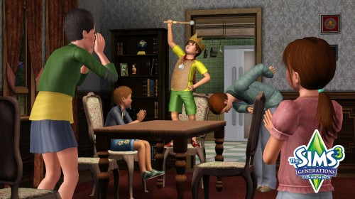 The Sims 3 Generations Expansion Pack Details & Release Date