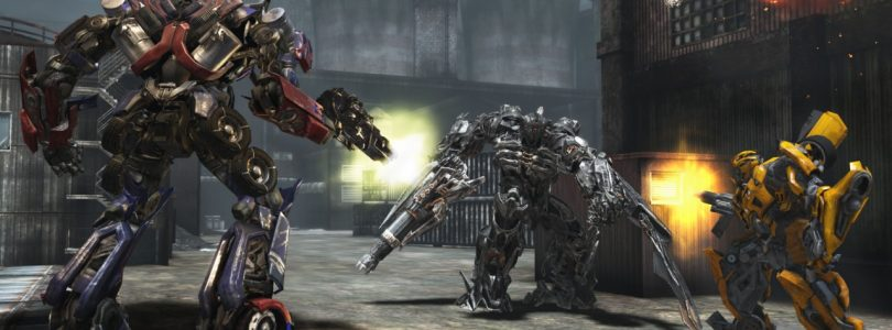 Newest Transformers: Dark of the Moon screenshots and trailer