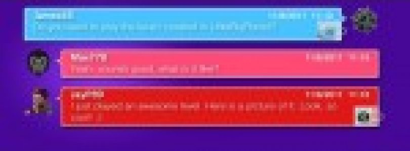 Playstation Vita User Interface Screens