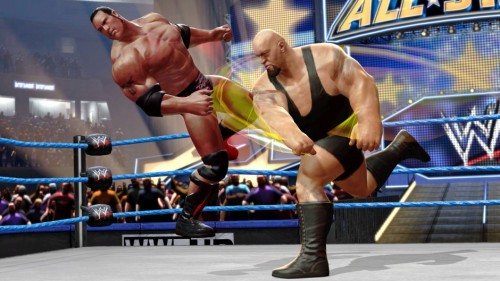 WWE All Stars Preview: A Wrestling game for Gamers & Wrestling fans alike…